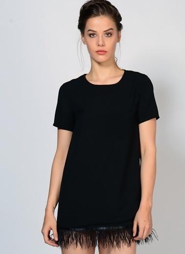 Jovonna Bluz Siyah